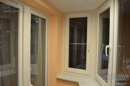 Остекление и отделка балконов - не дорого, красиво, надежно..