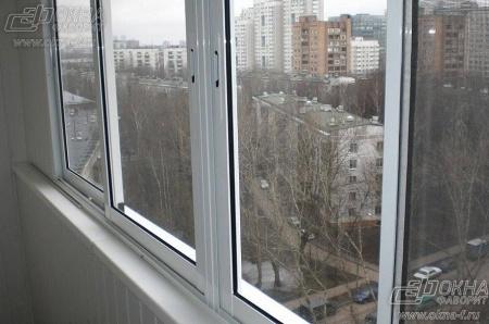 Отделка балконов и лоджий вагонкой. скидки 30%..