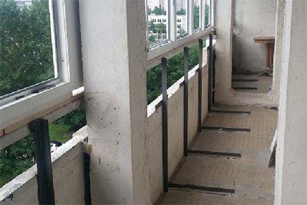Остекление балконов и лоджий п-46 со скидкой 30%..